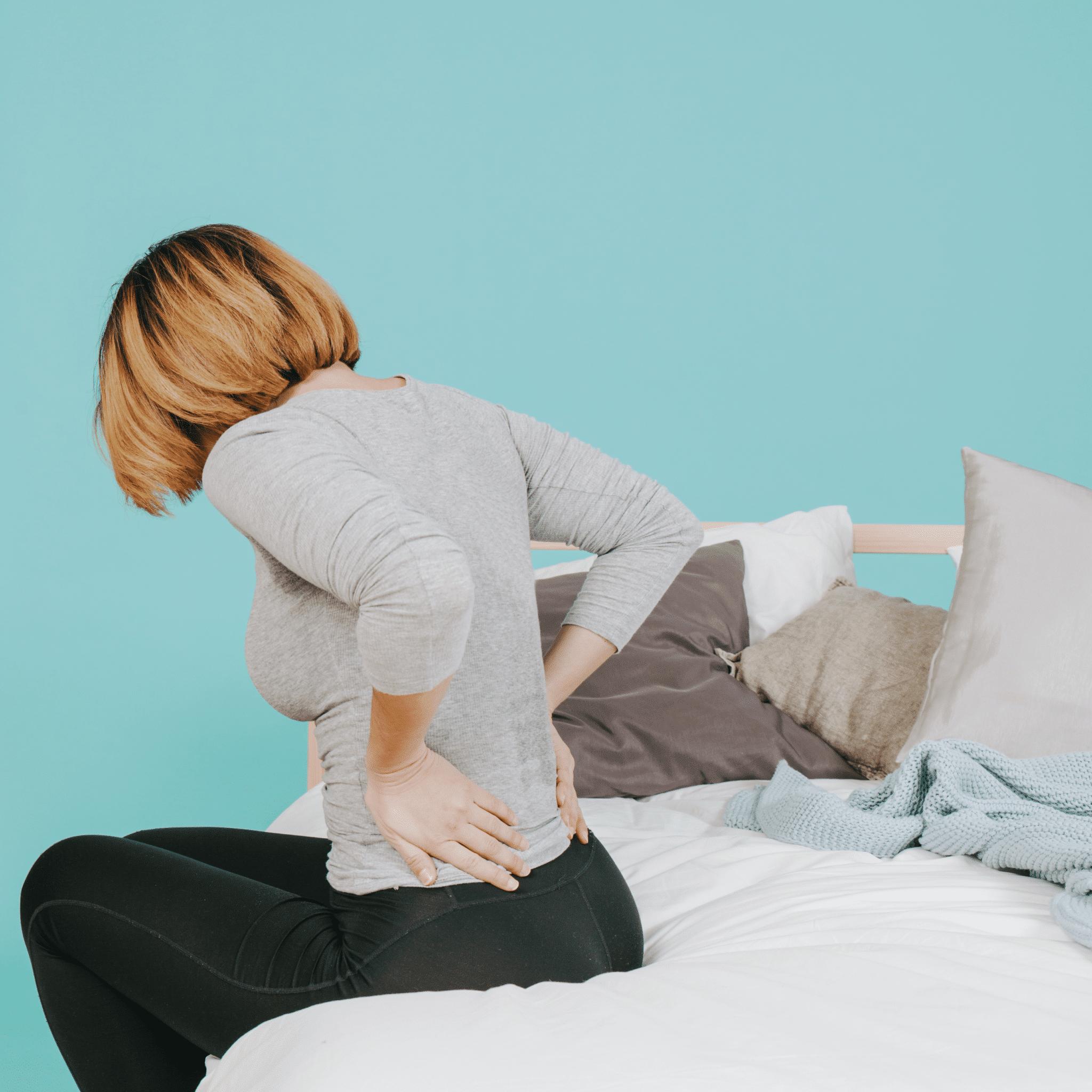 douleurs en bas du dos