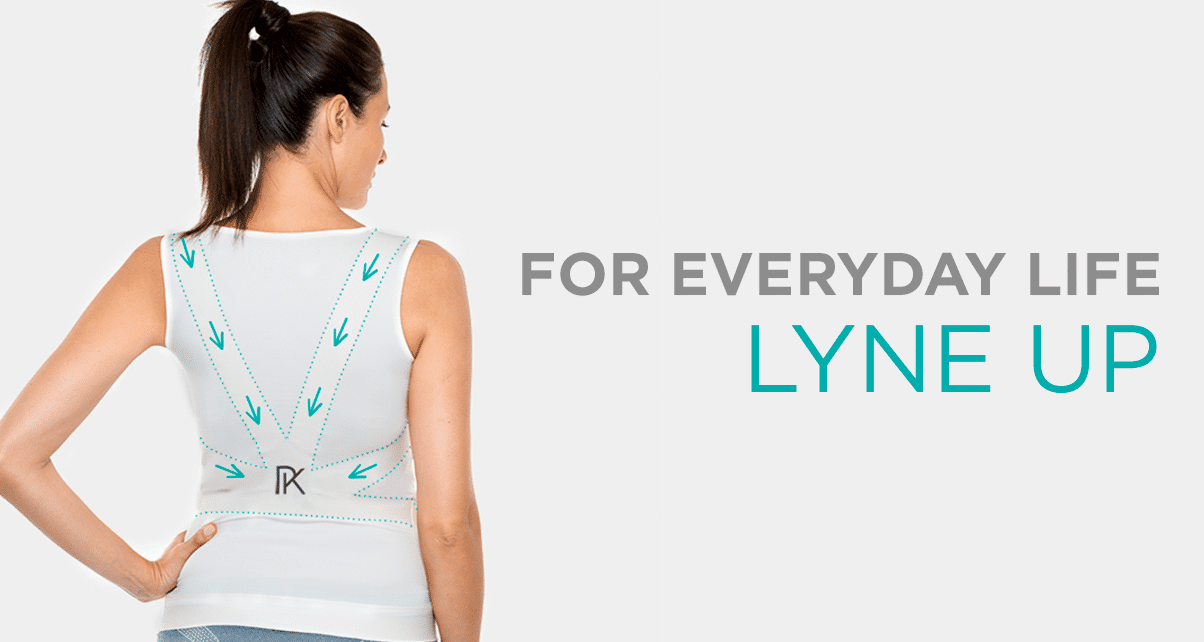 Lyne UP for everyday life