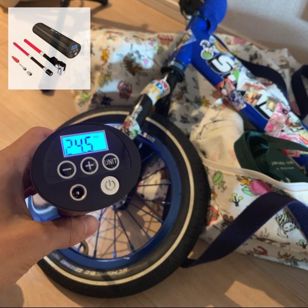 Amazon.co.jp: KUFUNG 12V充電式空気入れ 小型電動ポンプ 携帯便利 付自動車 バイク 自転車 ボール 浮き輪 風船用 VC-JP-IP09: 車&バイク