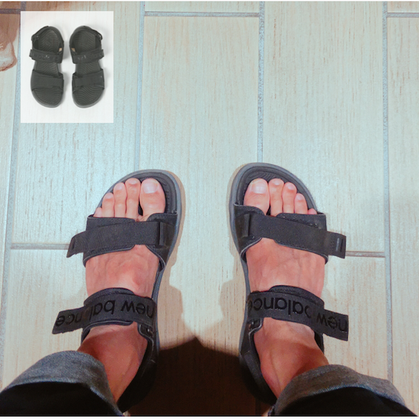 New Balanceスポーツサンダル(HARE)(サンダル)|New Balance(ニューバランス)のファッション通販 - ZOZOTOWN