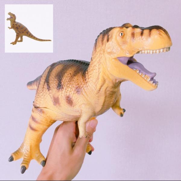 【楽天市場】ティラノサウルス ビニールモデル:ファーベル楽天市場店