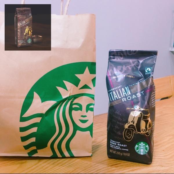 フェアトレード イタリアン ロースト|スターバックス コーヒー ジャパン