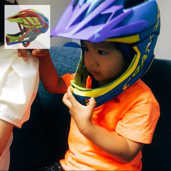 【楽天市場】クラトーニCマニアックリミテッド CRATONI C-MANIAC LTD ストライダー ランバイク 子供用ヘルメット キッズヘルメット ジュニアヘルメット:自転車屋ビッちゃん 楽天市場店
