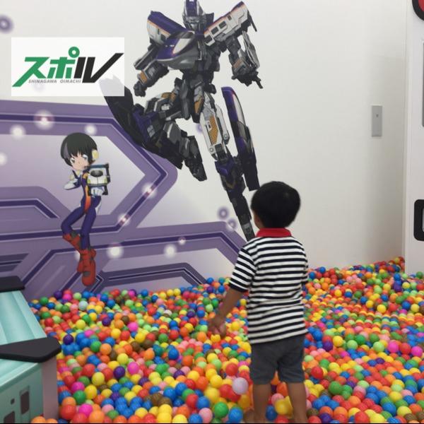 複合スポーツエンターテインメント施設 スポル 品川大井町