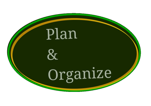 plan and organize your garden