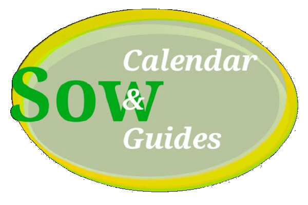sow calendar and sowing information