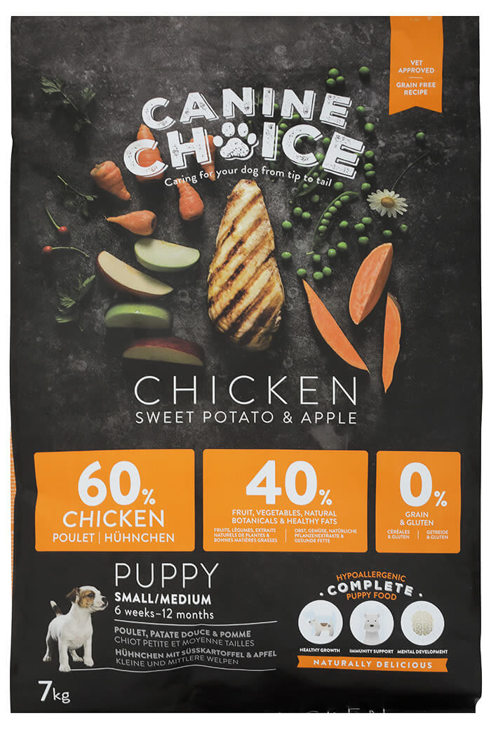 canine dog food