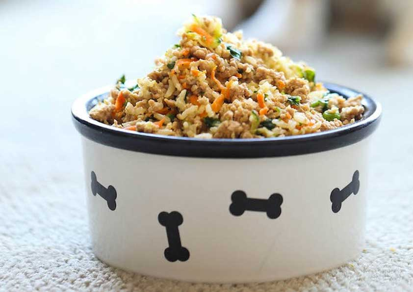 10 Delicious And Healthy Dog Food Recipes You Can Make At Home