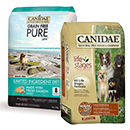 canidae pack shot