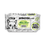 Absorb Plus Absorb Plus Antibacterial Pet Wipes Aloe Vera