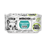 Absorb Plus Absorb Plus Antibacterial Pet Wipes Peppermint
