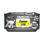 Absorb Plus Absorb Plus Charcoal Pet Wipes Lemon