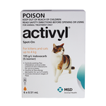 Activyl Activyl Small Cat Kitten