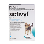 Activyl Activyl Very Small Dog