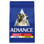 Advance Advance Adult All Breed Dry Dog Food Chicken 20kg
