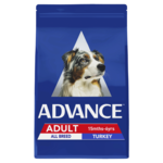 Advance Advance Adult All Breed Dry Dog Food Turkey 20kg