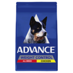 Advance Advance Adult All Breed Weight Control Dry Dog Food Chicken