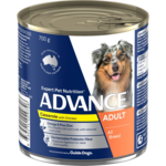 Advance Advance Adult Casserole With Chicken Wet Dog Food Cans