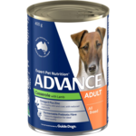 Advance Advance Adult Casserole With Lamb Wet Dog Food Cans