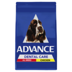 Advance Advance Adult Dental All Breed Dry Dog Food Chicken 13kg