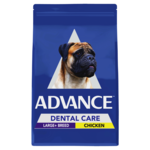 Advance Advance Adult Dental Large Breed Dry Dog Food Chicken