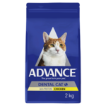 Advance Advance Adult Dental Oral Dry Cat Food Chicken
