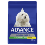 Advance Advance Adult Dental Toy Small Breed Dry Dog Food Chicken