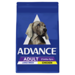 Advance Advance Adult Large Breed Dry Dog Food Chicken 15kg