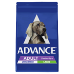 Advance Advance Adult Large Breed Dry Dog Food Lamb 15kg