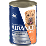 advance-adult-sensitive-all-breed-chicken-and-rice-wet-dog-food-cans