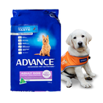Advance Advance Adult Total Wellbeing Toy Small Breed Dry Dog Food Turkey And Rice 17kg