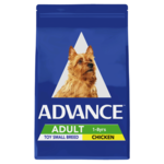 Advance Advance Adult Toy Small Breed Chicken 8kg