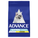 Advance Advance Kitten Growth Dry Cat Food Chicken