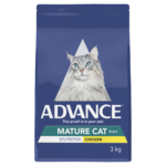 Advance Advance Mature Dry Cat Food Chicken 3kg