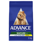 Advance Advance Mature Toy Small Breed Dry Dog Food Chicken