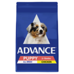 Advance Advance Puppy Growth All Breed Dry Dog Food Chicken