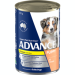 Advance Advance Puppy Plus Growth Chicken And Rice Wet Dog Food Cans