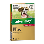 Advantage Advantage Dog Large Red