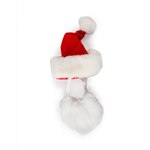 All For Paws Afp Christmas Santa Hat With Beard