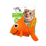 All For Paws Afp Green Rush Goldfish Cat Toy