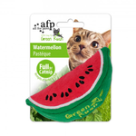 All For Paws Afp Green Rush Watermelon Cat Toy