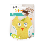 All For Paws Afp Kitty Owl Cat Toy