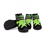 All For Paws Afp Outdoor Dog All Road Boots Green