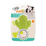 All For Paws Afp Pups Cactus Chill Teething Toy
