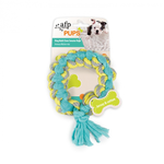 All For Paws Afp Pups Ring Multi Chew Sweater Rope