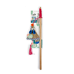 All For Paws Afp Whisker Fiesta Mouse Wand