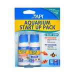 API Api Aquarium Start Up Pack  Stress Coat Quick Start