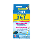 API Api Quick Testing Strips 5 In 1