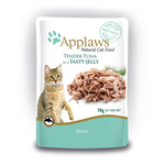 Applaws Applaws Wet Cat Food Tuna Jelly Pouch