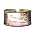 Applaws Applaws Wet Cat Food Tuna Prawn Tin